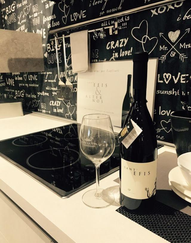 Il Vino Bianco Nasco di Cagliari DOC Sant'Efis 2016 della Cantina della Trexenta.